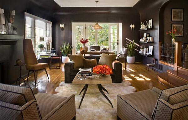 Brown Living Room Decor Ideas 75 Enchanting Brown Living Rooms