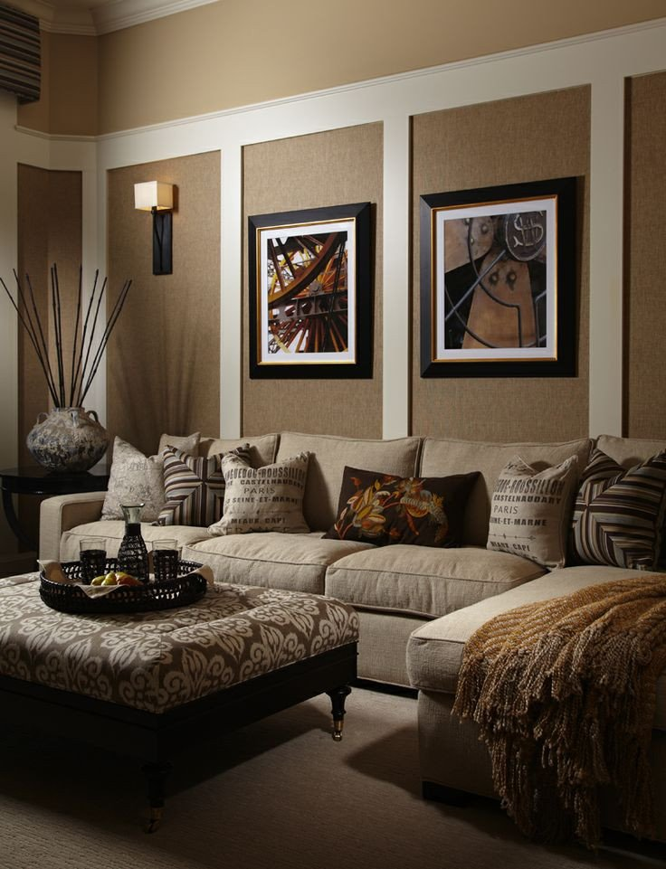 Brown Living Room Decorating Ideas 33 Beige Living Room Ideas Decoholic