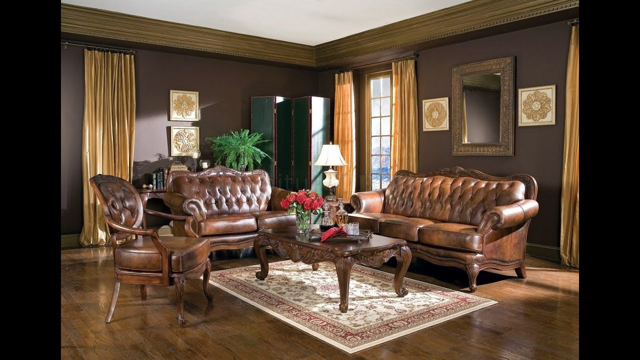Brown Living Room Decorating Ideas Brown Living Room Furniture Ideas