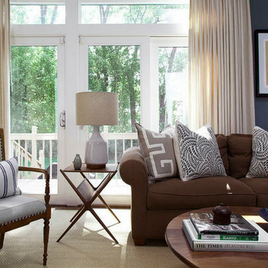 Brown Living Room Decorating Ideas Living Room Design Ideas In Brown and Beige