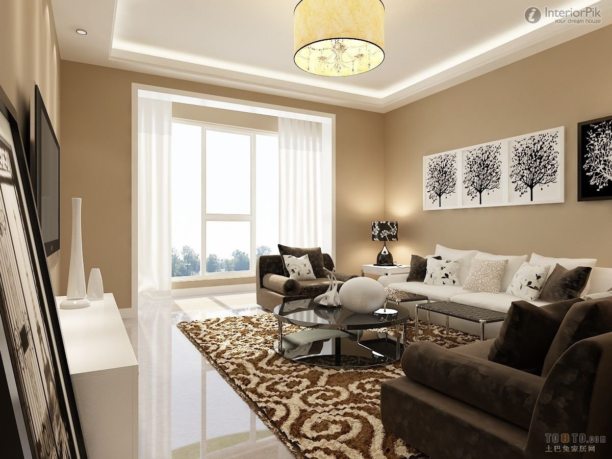 Brown Living Room Decorating Ideas Pin On Home