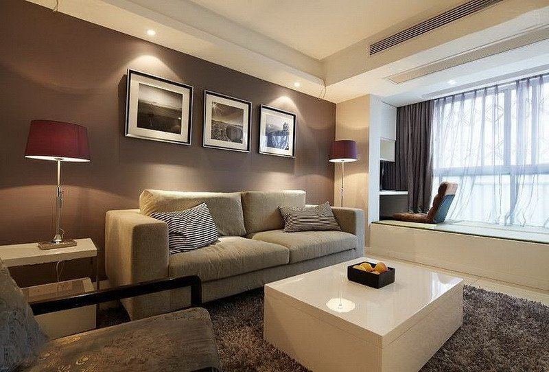 Brown Living Room Ideas 15 Warm and Earthy Brown Living Room Ideas Home Loof