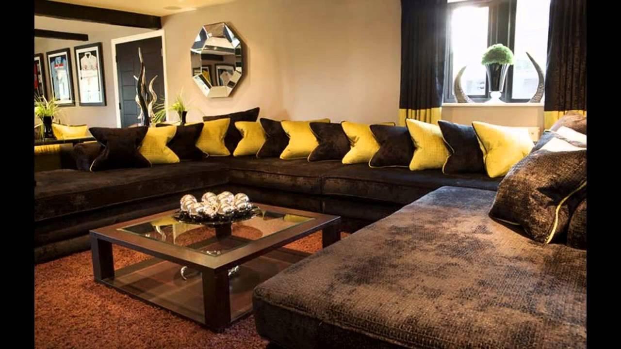 Brown Living Room Ideas Cool Brown sofa Living Room Ideas