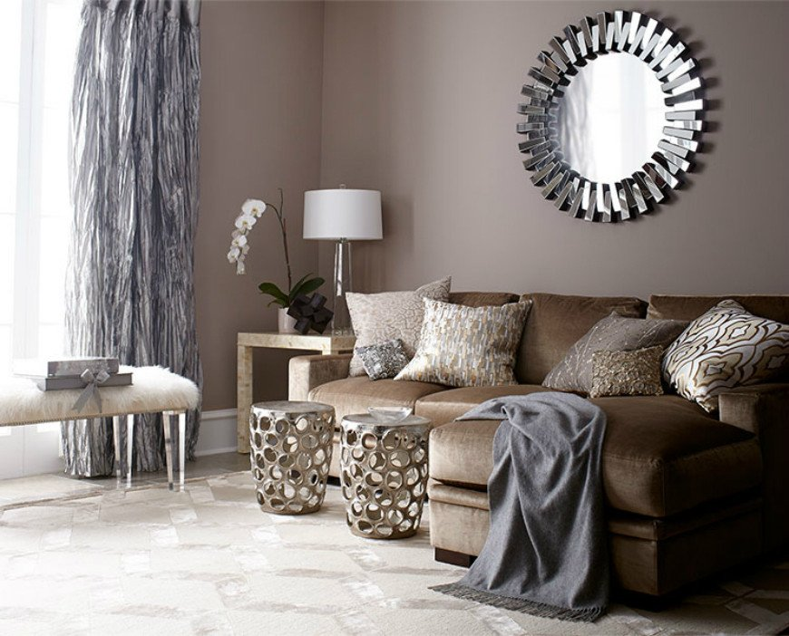 Brown Living Room Ideas Living Room Design Ideas In Brown and Beige