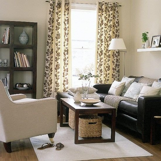 Brown sofa Living Room Decor Dark Brown Couch Living Room Decor