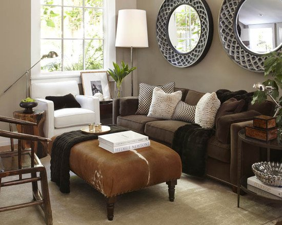 Brown sofa Living Room Decor too Much Brown Furniture A National Epidemic Lorri