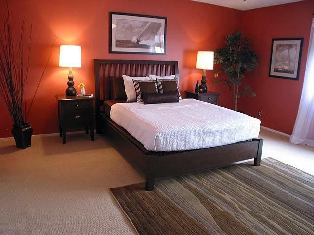 Burnt orange Living Room Decor Best 25 Burnt orange Bedroom Ideas On Pinterest