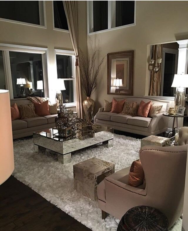 Burnt orange Living Room Decor Tan and Burnt orange Living Room H0me Idea$