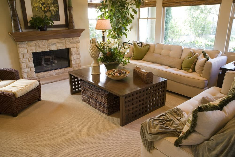 Carpet for Living Room Ideas 50 Living Rooms with Carpet Flooring S