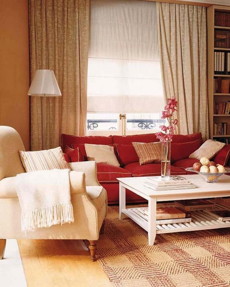 Casual Comfortable Living Room 27 fortable Living Room Design Ideas Decoration Love