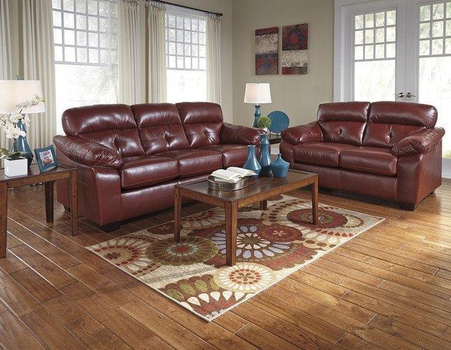 Casual Contemporary Living Room Crimson Dark Red Casual Contemporary Living Room Furniture