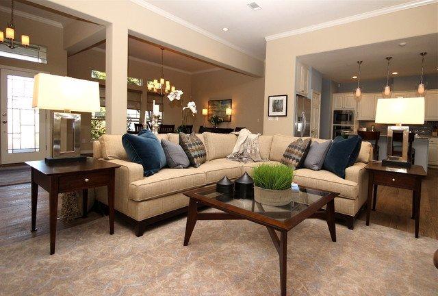 Casual Contemporary Living Room Elegant Casual Contemporary Home Transitional Living