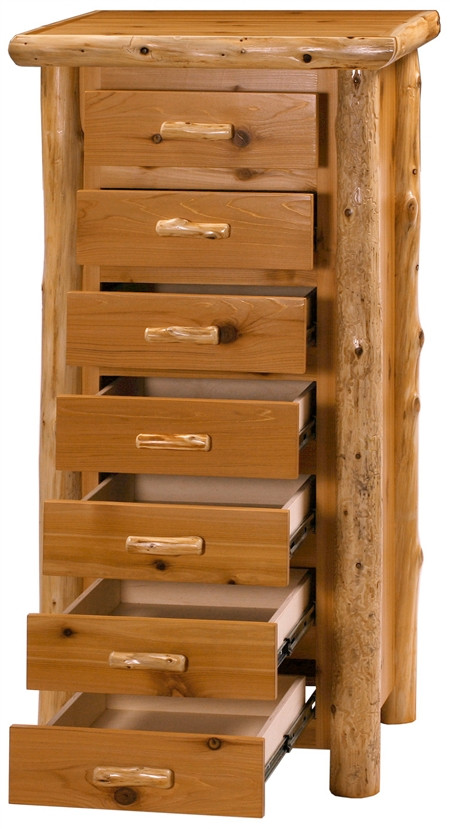 39 timberline 39 log lingerie chest