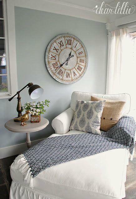 Chaise Chair for Bedroom Gorgeous Coastal Farmhouse Living Room