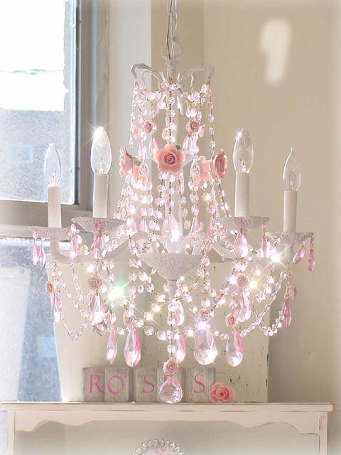 Chandelier for Girls Bedroom Color Of the Week Pink It S Not Just for Little Girls