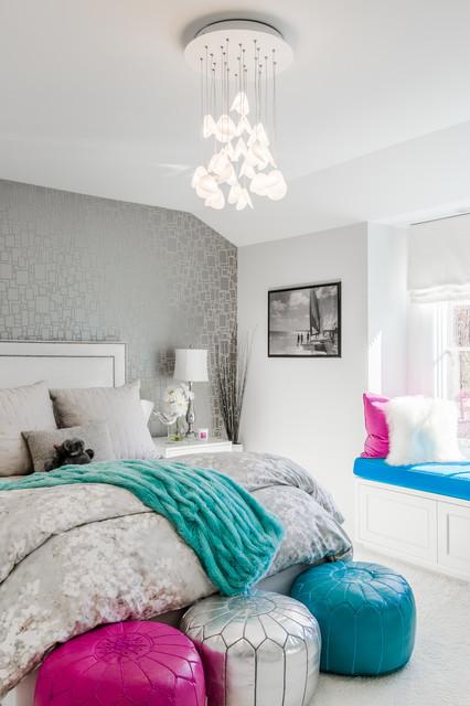 Chandelier for Girls Bedroom Shell Ii Custom Glass Chandelier Fun Teen Bedroom