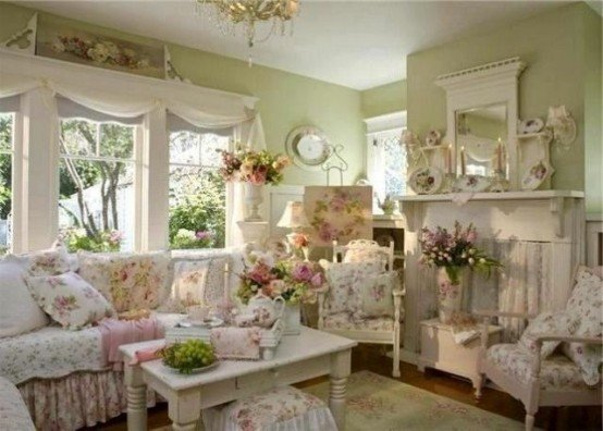 Chic Small Living Room Ideas 37 Enchanted Shabby Chic Living Room Designs Digsdigs