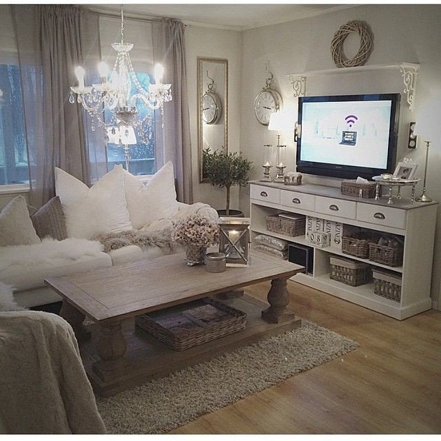 Chic Small Living Room Ideas 9 Shabby Chic Living Room Ideas to Steal