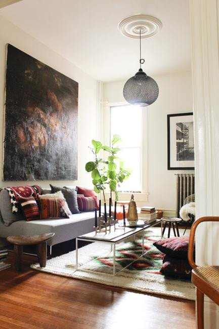 Chic Small Living Room Ideas Bohemian Decor Ideas Adding Chic and Color to Small Living