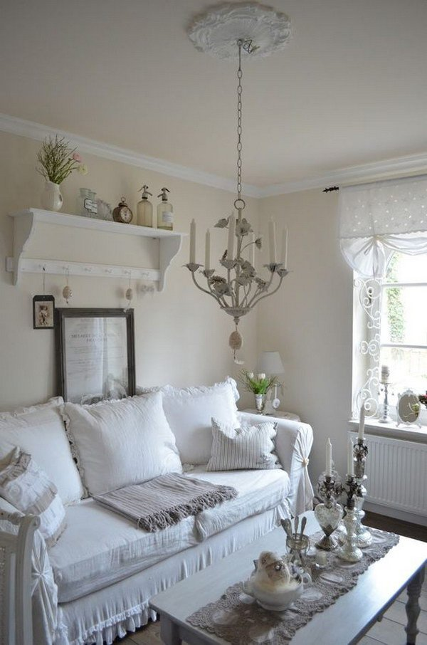 Chic Small Living Room Ideas Romantic Shabby Chic Living Room Ideas Noted List