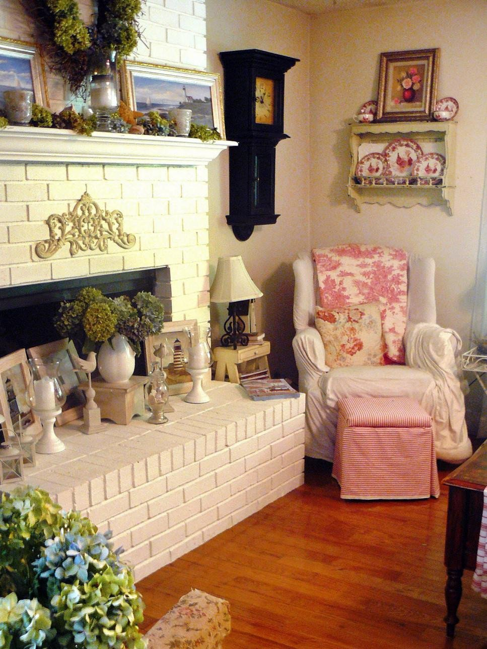 Chic Small Living Room Ideas Shabby Chic Living Rooms