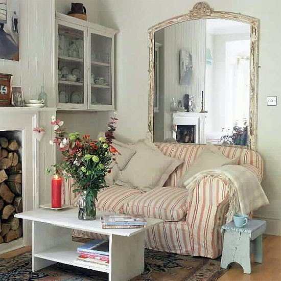 Chic Small Living Room Ideas Small Space Vintage Living Rooms