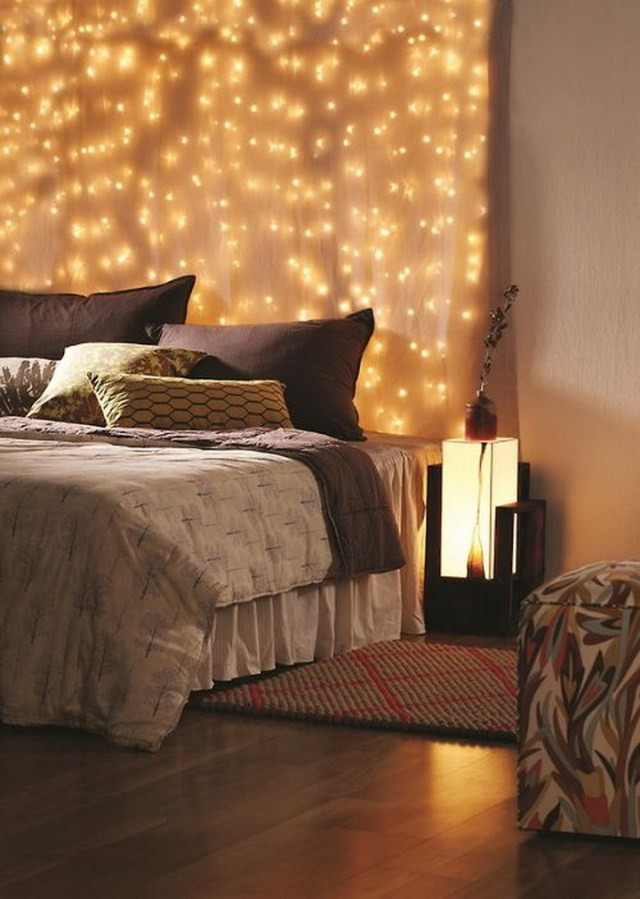 Christmas Light for Bedroom 10 Ideas to Hang Christmas Lights In Your Bedroom De Agz