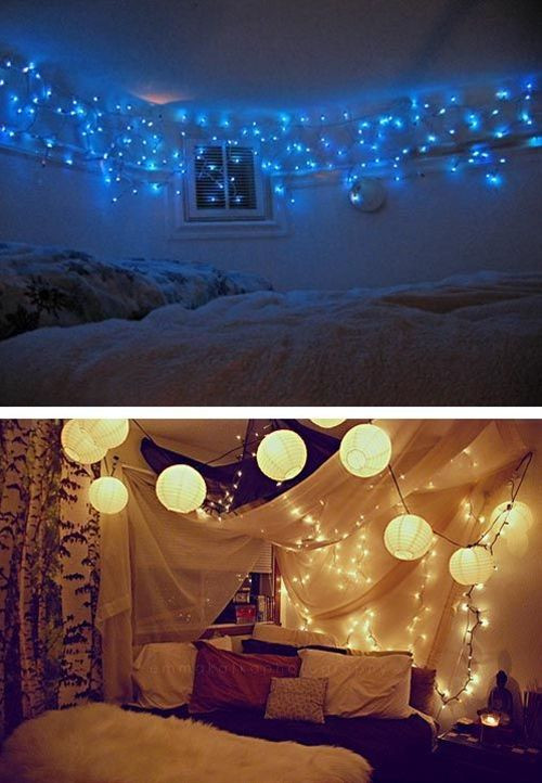 Christmas Light for Bedroom Bedroom Decorating with Christmas Lights
