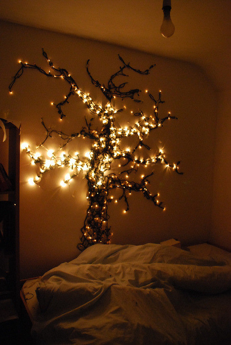Christmas Light for Bedroom Winter Holiday Christmas Tree Light Room Bedroom Christmas