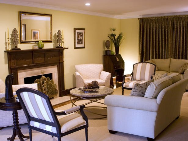Classy Comfortable Living Room يناير 2015 مجلة توب ماكس تكنولوجي