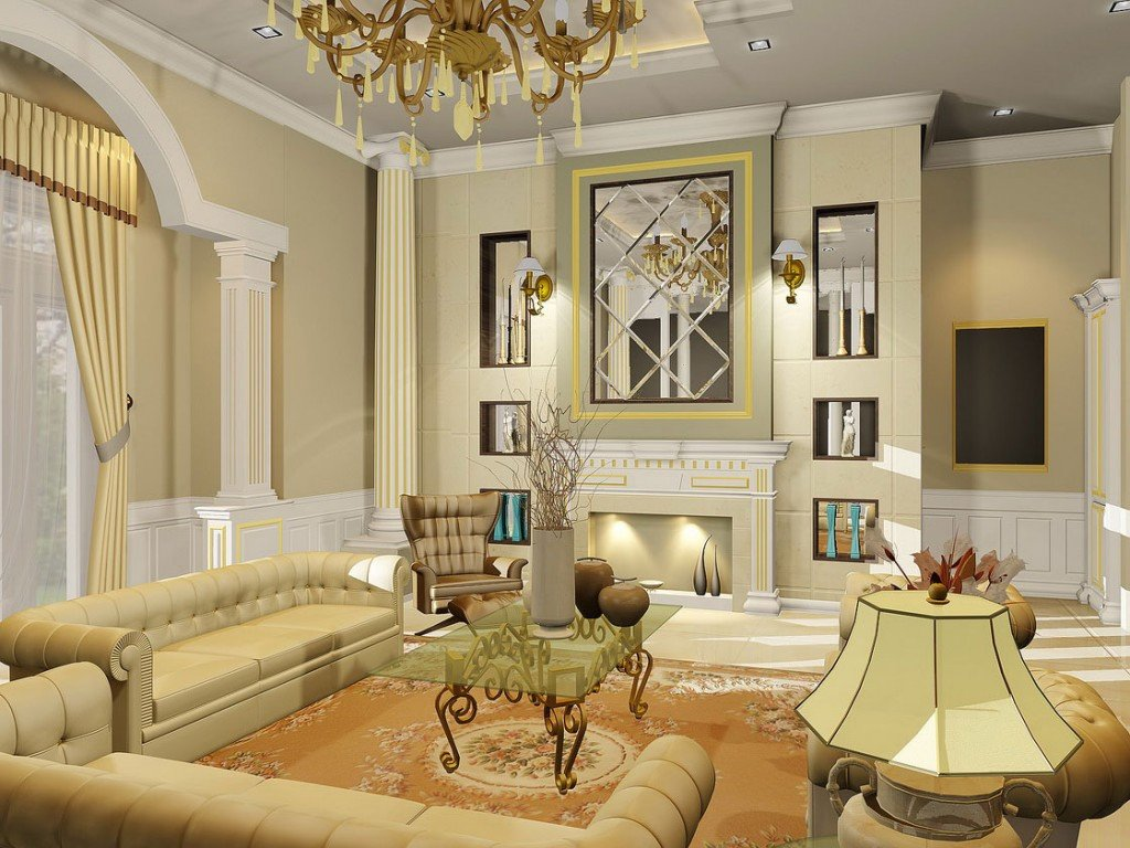 Classy Comfortable Living Room Elegant Living Room Ideas