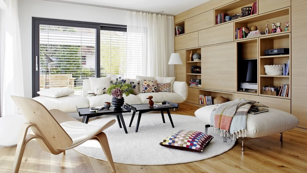 Classy Comfortable Living Room fortable Living Room