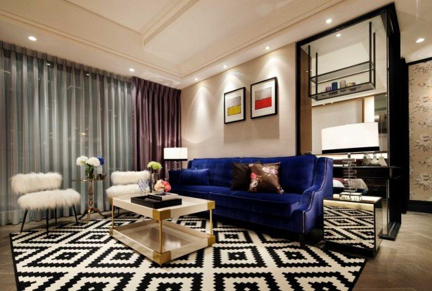 Classy Comfortable Living Room How to Decorate fortable & Elegant Living Room