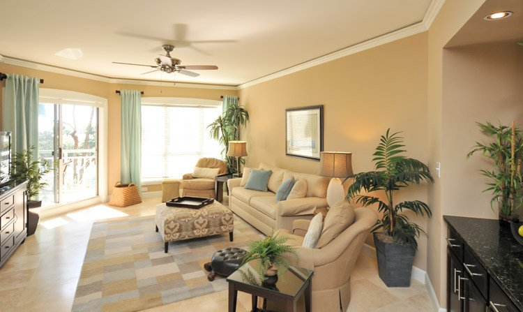 Classy Comfortable Living Room southern fort In south Carolina the Montrealer