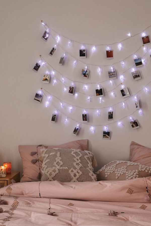 Clip On Bedroom Light Clip String Lights
