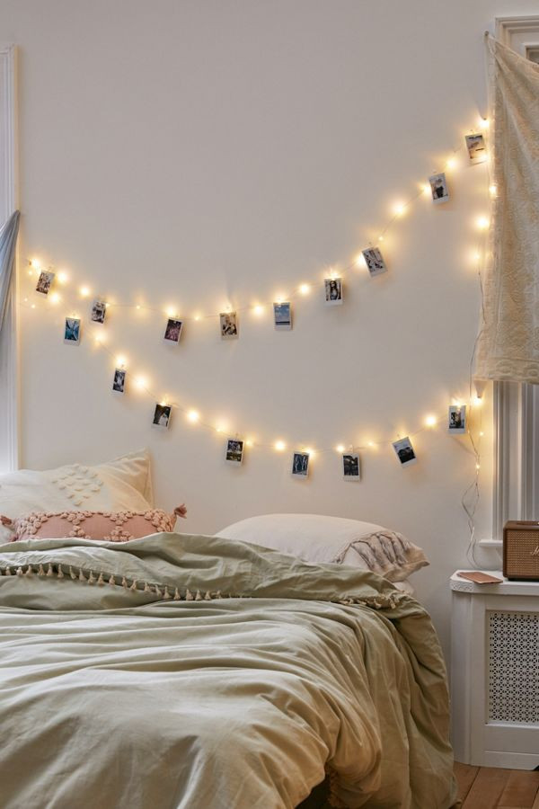 Clip On Bedroom Light Mod Clips String Lights