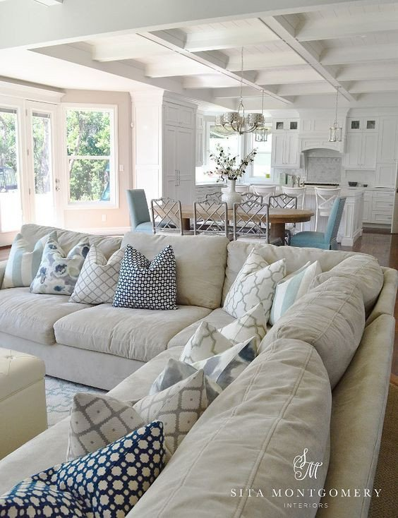 Coastal Comfortable Living Room 26 Coastal Living Room Ideas Give Your Living Room An Awe