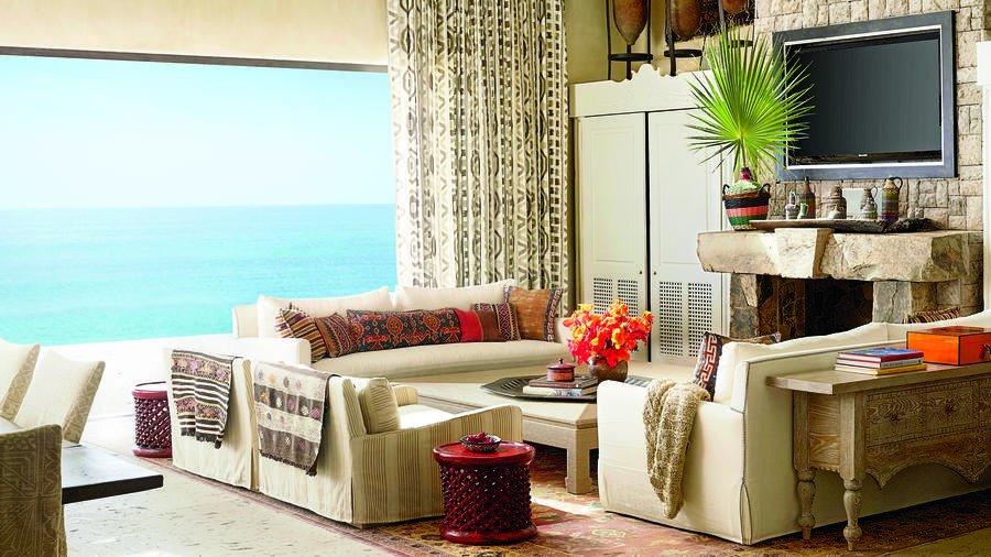 Coastal Comfortable Living Room 48 Beautiful Beachy Living Rooms Coastal Living