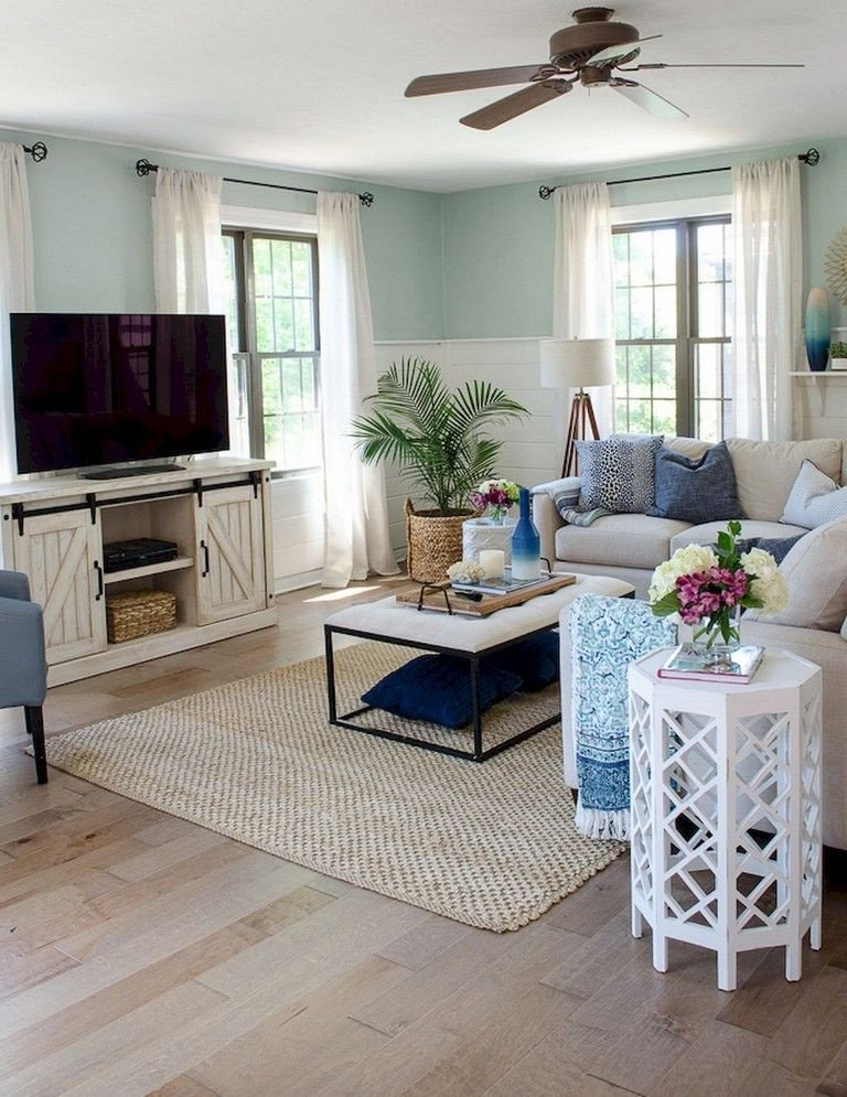 Coastal Comfortable Living Room 70 fortable Coastal Style Living Room Decor Ideas