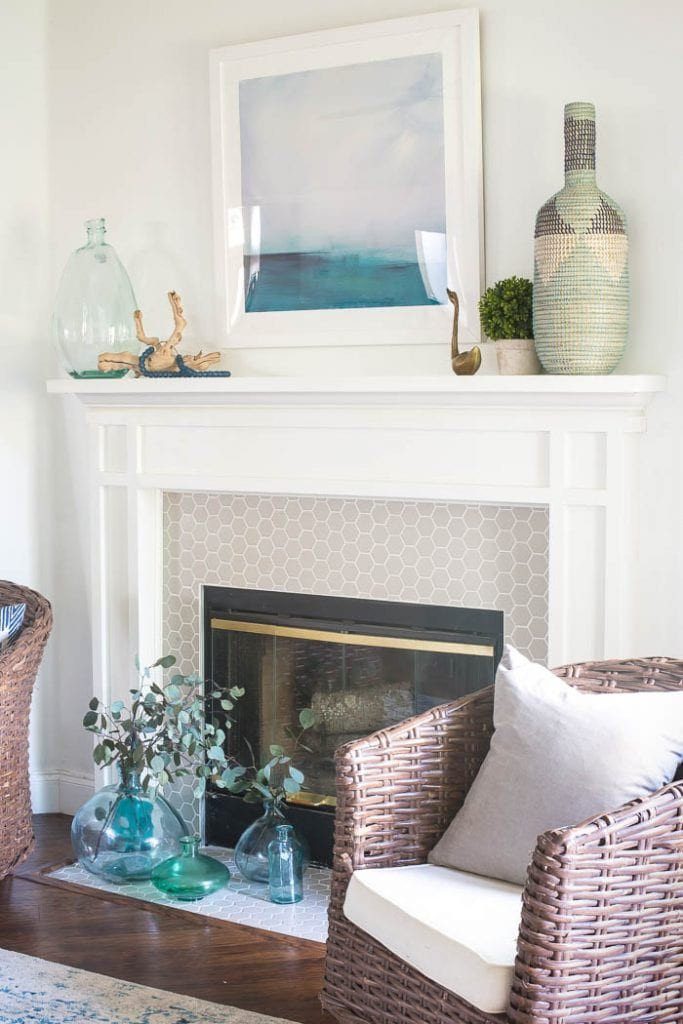 Coastal Comfortable Living Room Casual Chic Coastal Living Room Maison De Pax
