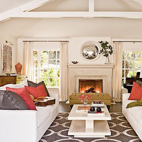 Coastal Contemporary Living Room Essentials for Modern Beachy Glam Style Coastal Living