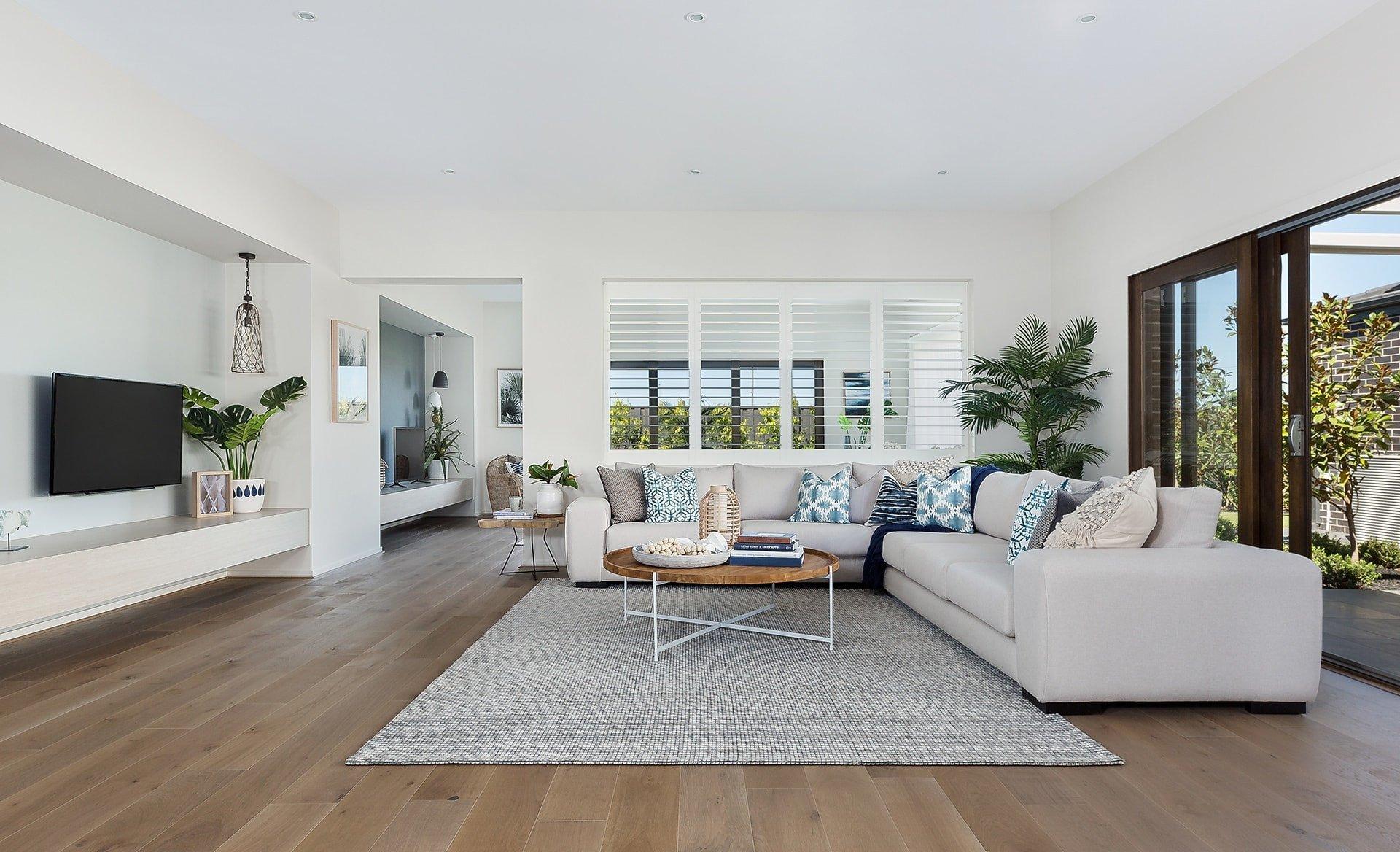 Coastal Contemporary Living Room now This is How You Do Modern Coastal Interior Design