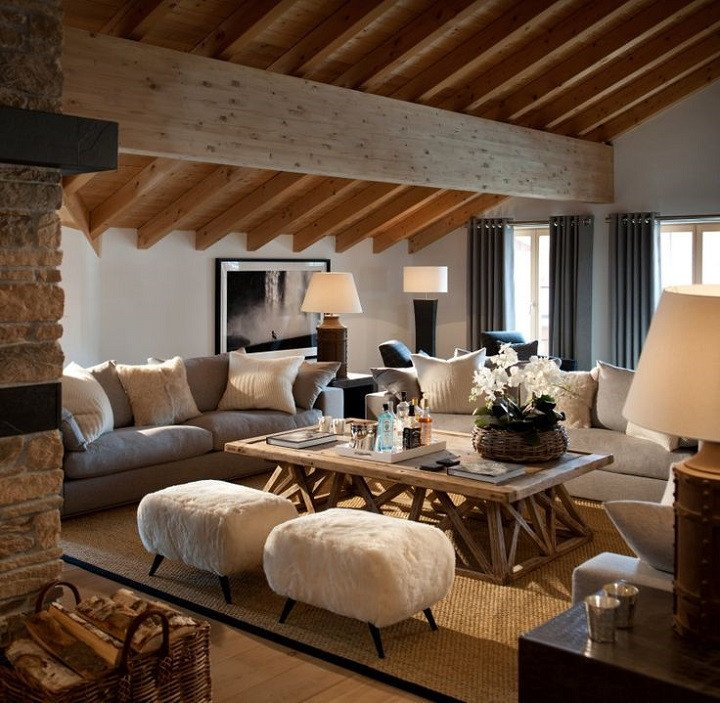 Comfortable Chic Living Room 10 Chalet Chic Living Room Ideas for Ultimate Luxury and