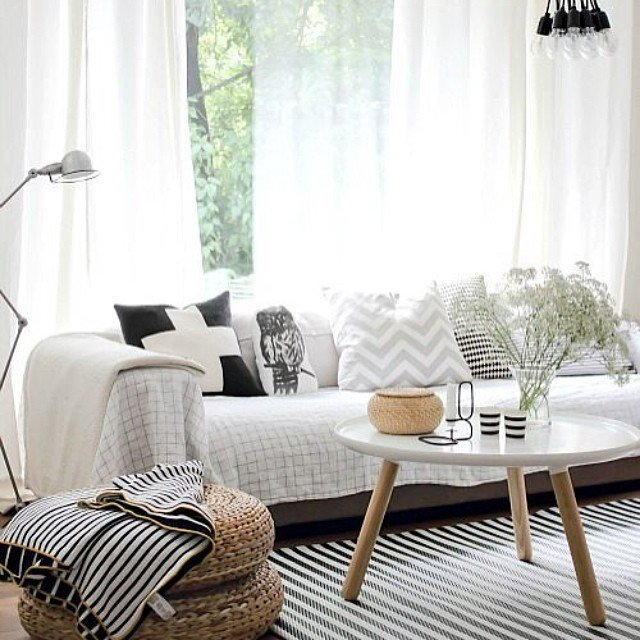 Comfortable Chic Living Room Mood Board Modern Boho Living Room