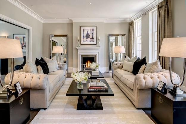 Comfortable Classic Living Room Modern Living Room Design 22 Ideas for Creating