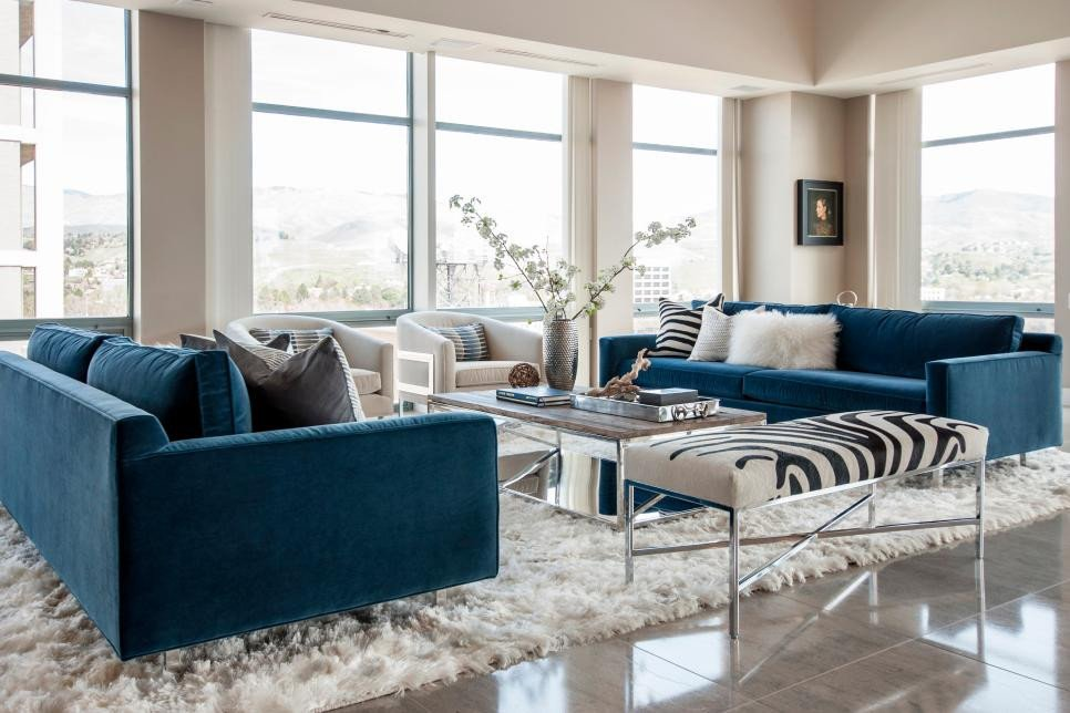 Comfortable Contemporary Living Room 30 sofas Made for Hours Of Lounging