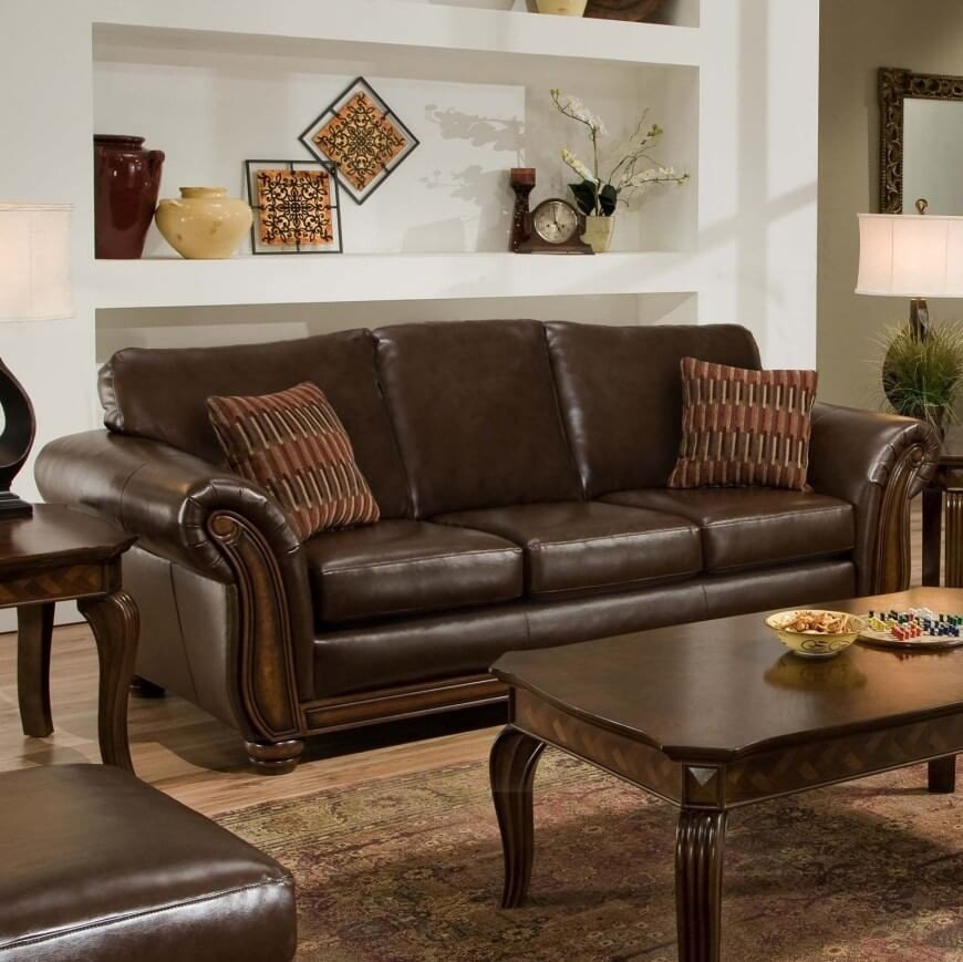Comfortable Couches Living Room 20 fortable Living Room sofas Many Styles