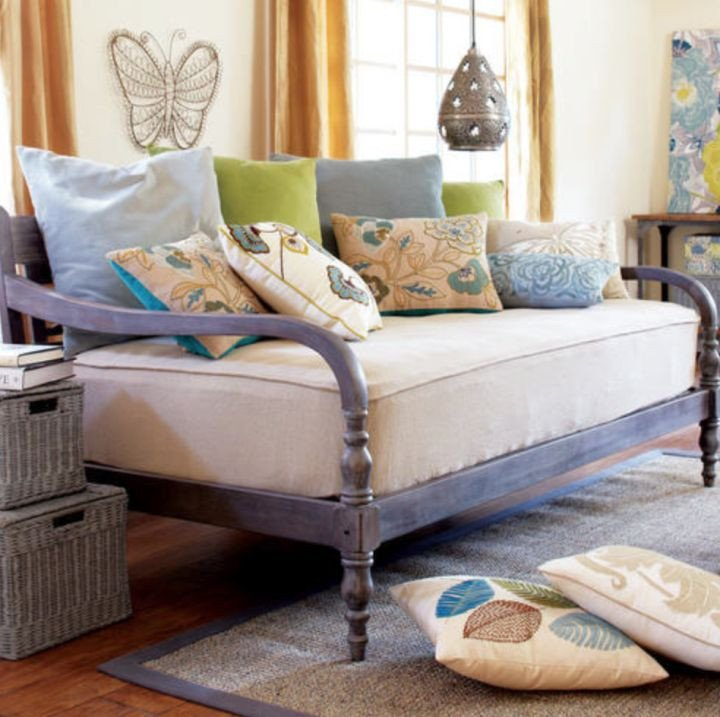 Comfortable Daybeds Living Room 17 Cozy Daybed Nice Inspirations and Ideas