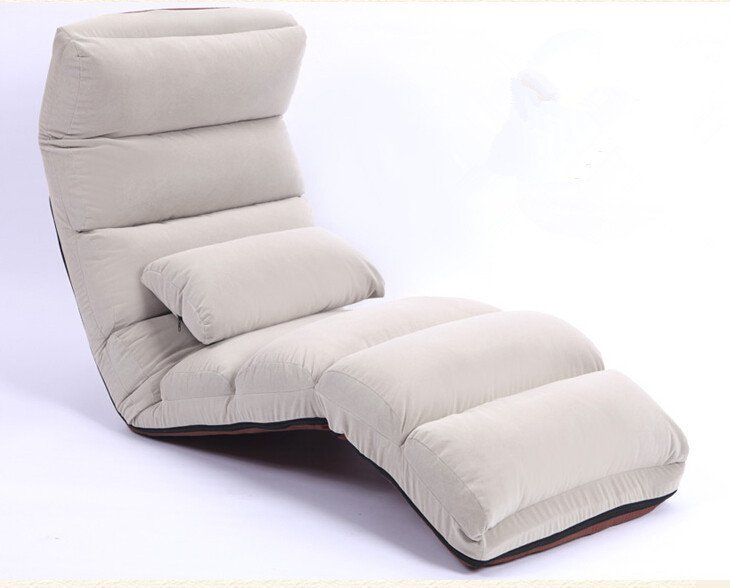 Comfortable Daybeds Living Room Aliexpress Buy Floor Folding Chaise Lounge Chair