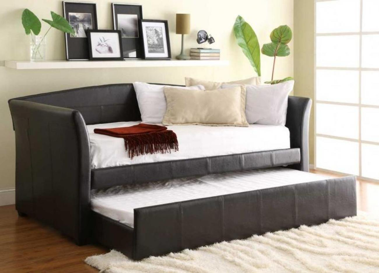 Comfortable Daybeds Living Room Appealing 5 fortable sofa Bed Models nowadays